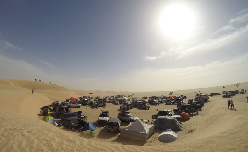 Desert Camp - Overlanding
