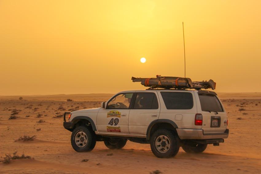 Toyota 4Runner Overlanding in Africa