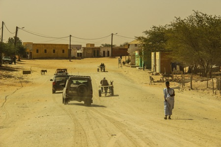 Village in South Mauritania
