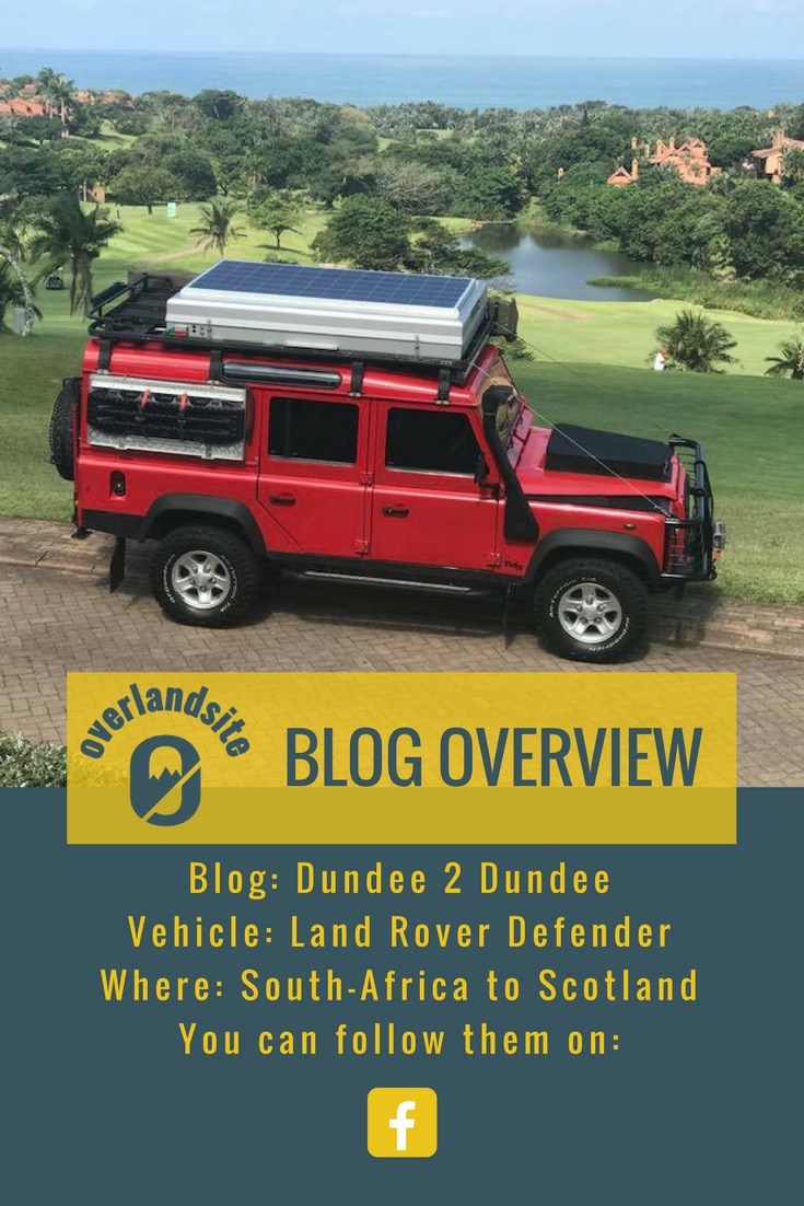 Overlandsite Blog Overview