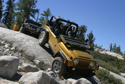 Where is the rubicon trail