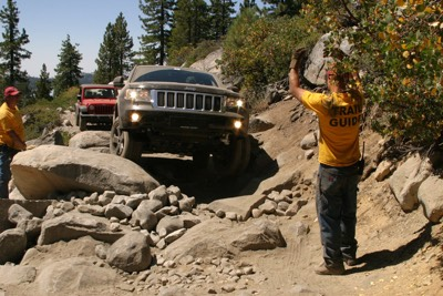 What is the Rubicon Trail