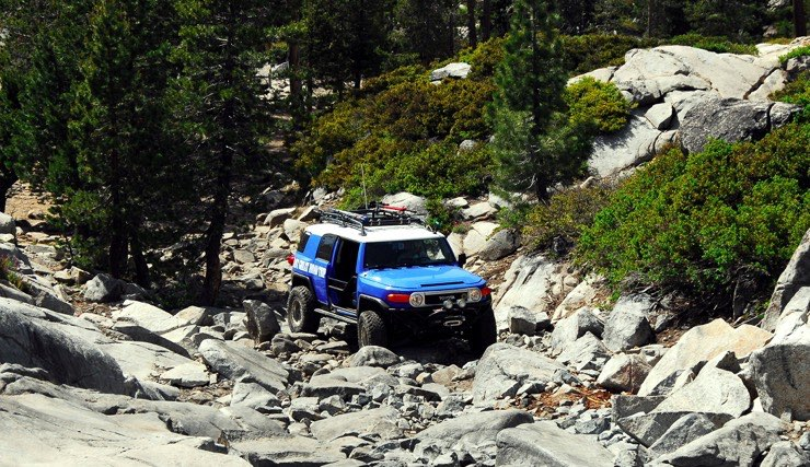 Rubicon Trail Requirements