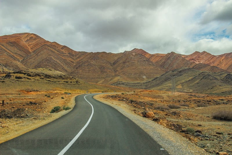 overlanders roads in morocco