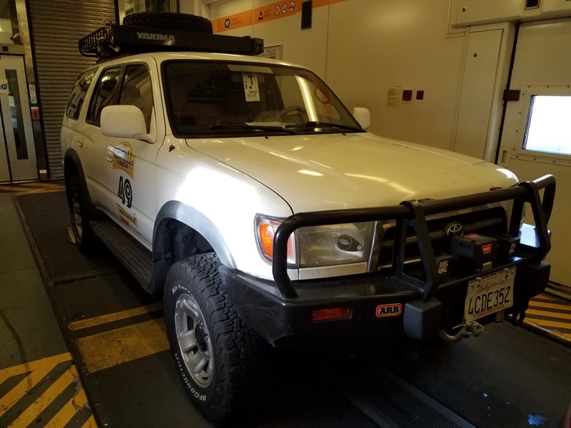 From California to the Sahara Desert with a 4Runner – Meet