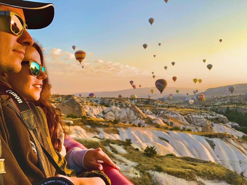 overlandsite hot air ballooning in cappadocia