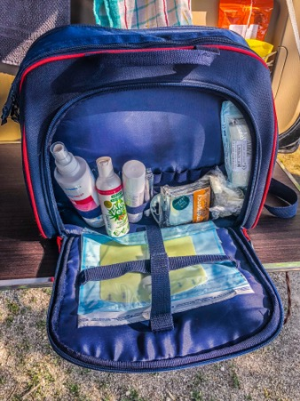 first aid kit for overlanding