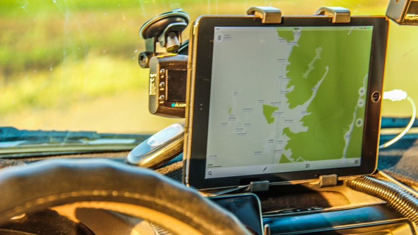 navigation with maps.me