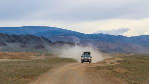 overlanding in mongolia