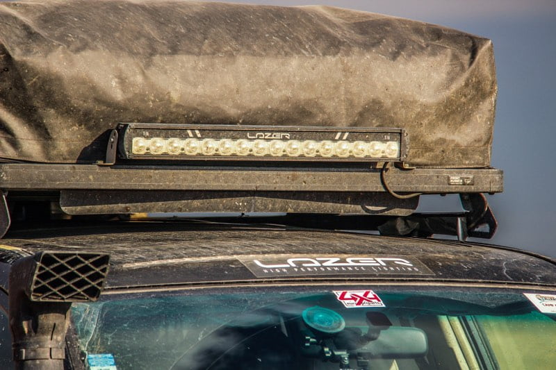 offroad led light bar