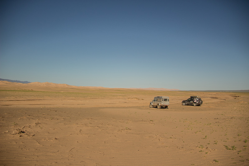 gobi desert travels