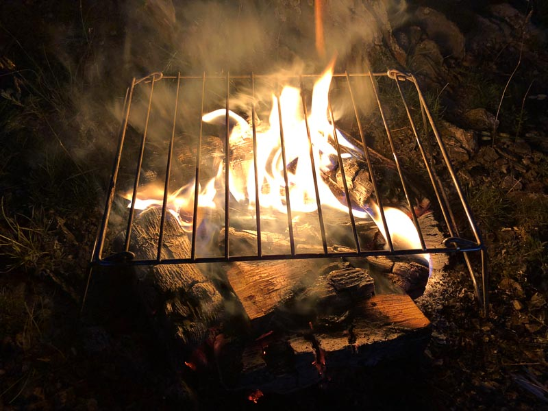 best portable grills for overlanding