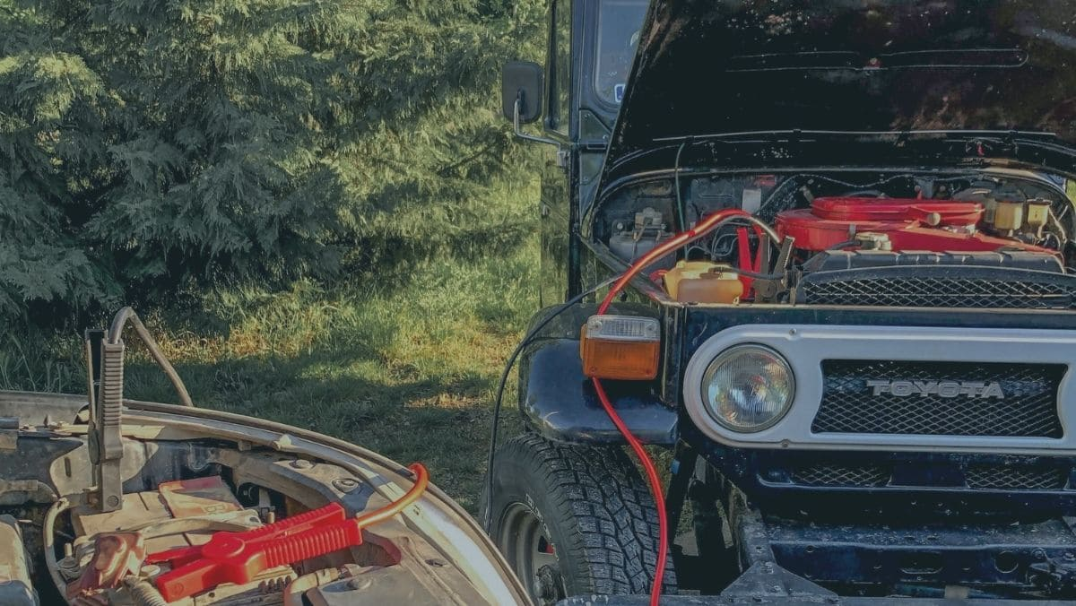 best heavy duty jumper cables
