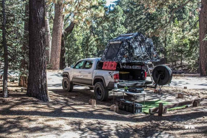 rent overland gear for camping