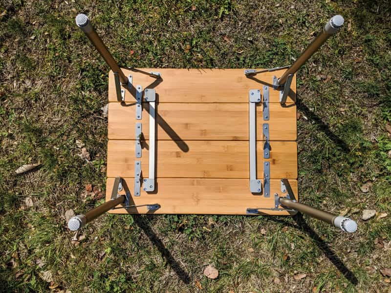 smartflip camping table review