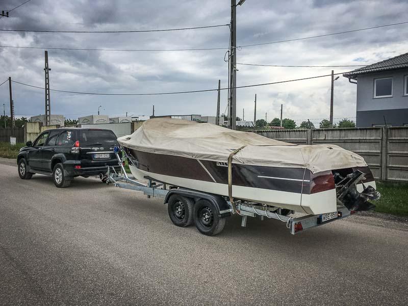 best boat trailer tires