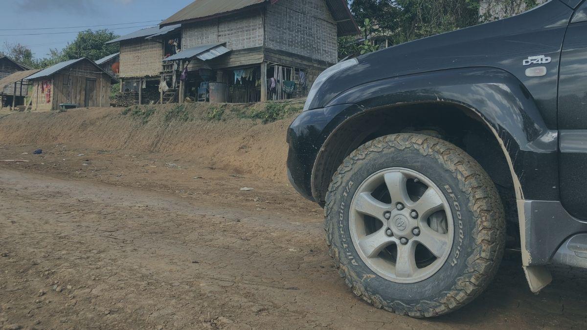 BFG Ko2 tire review