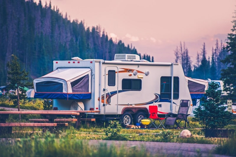 best travel trailer generators