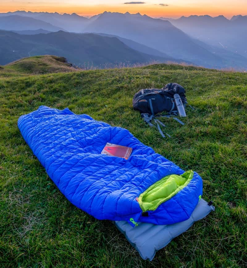 best sleeping bag under 100