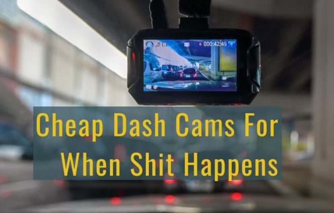 best dash cam under 100 dollars