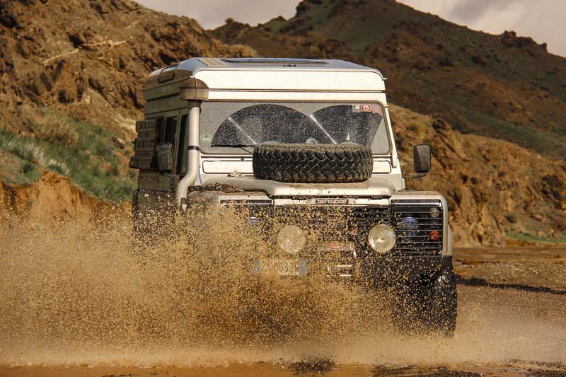 mud terrain