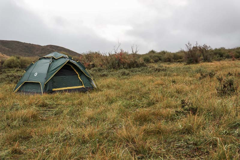best 4 man tent for camping