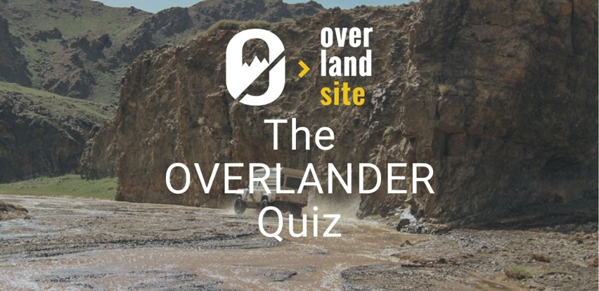 The Overlander Quiz cover