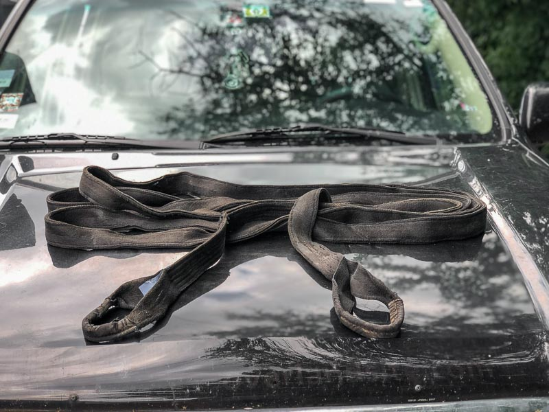 best kinetic rope for jeep