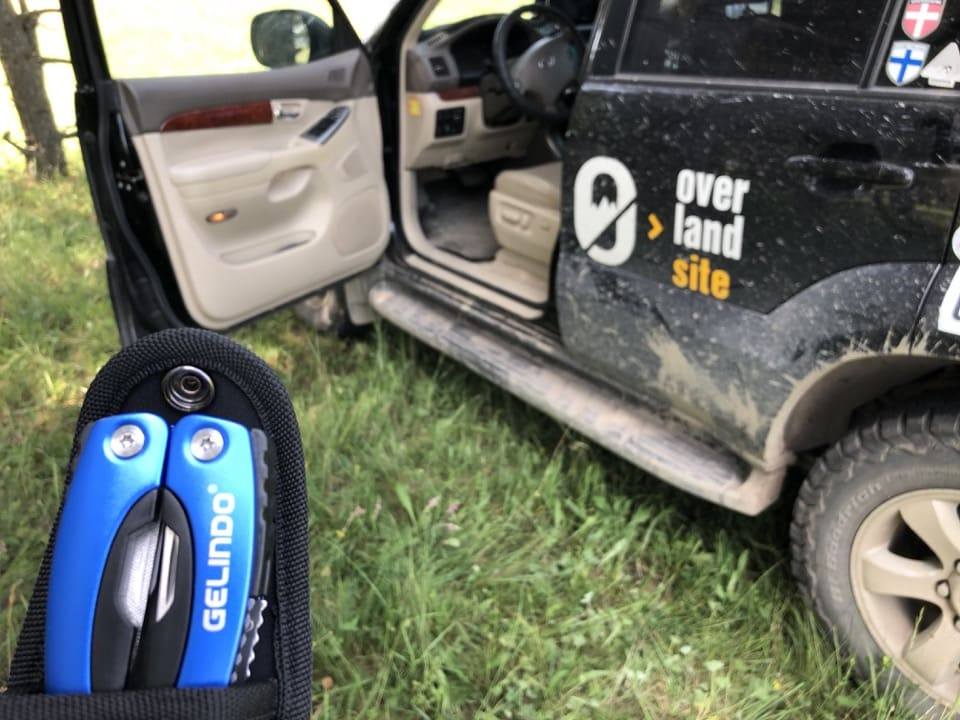 overland bug out bag essentials