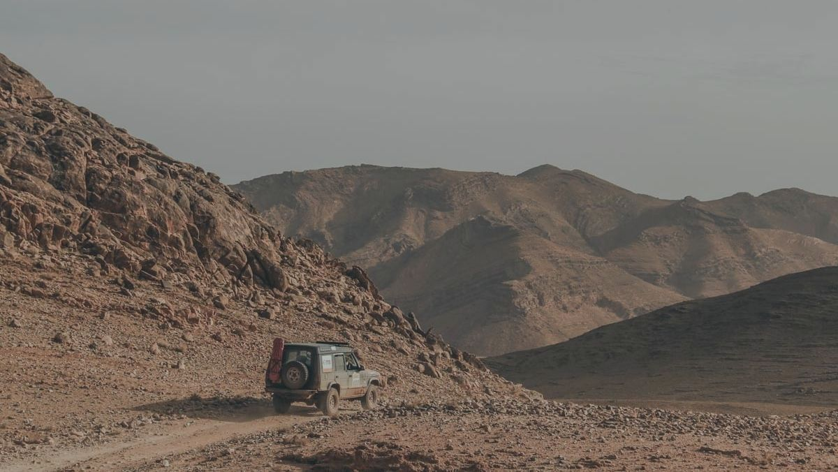 off-road tour morocco