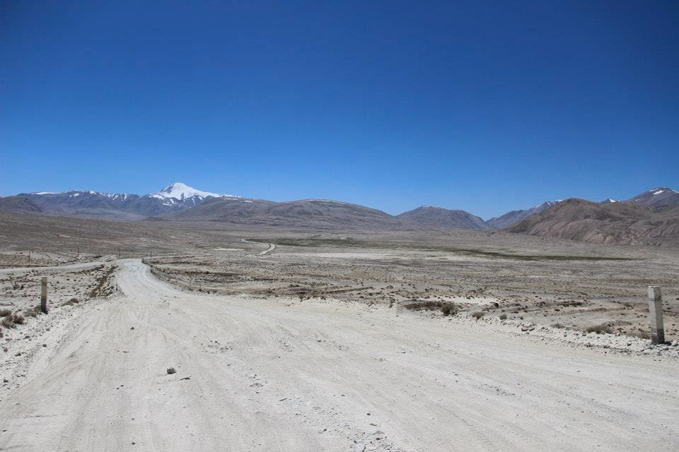 Pamir highway itinerary guide