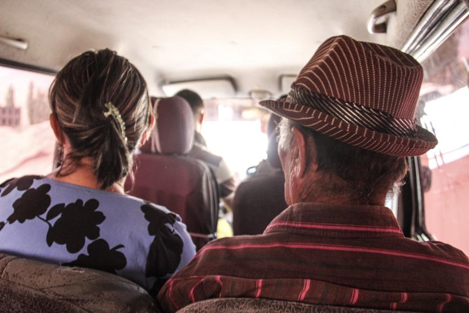 rideshare in Tajikistan