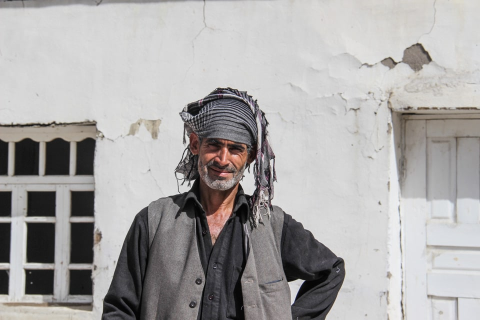 afghan trader in Khorog