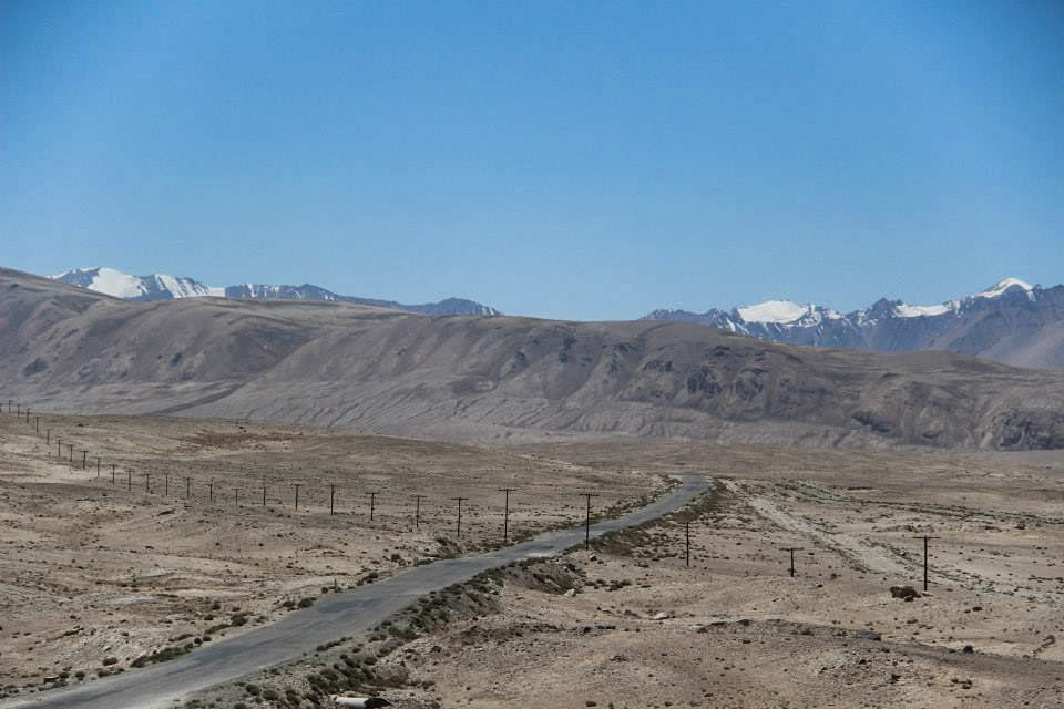 guide to the pamir highway