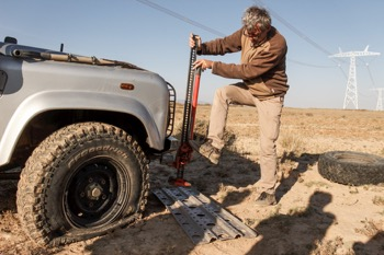 mud or all terrain tires are better?
