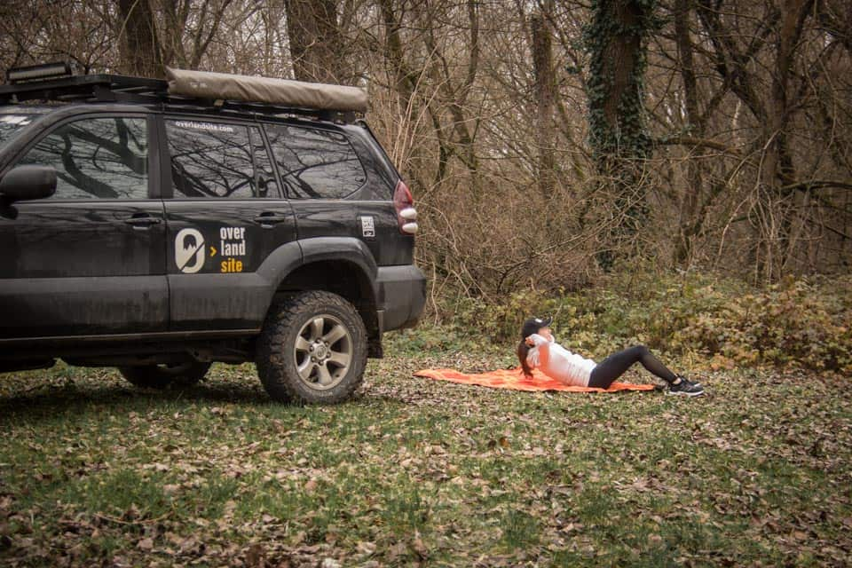 exercises for overlanders
