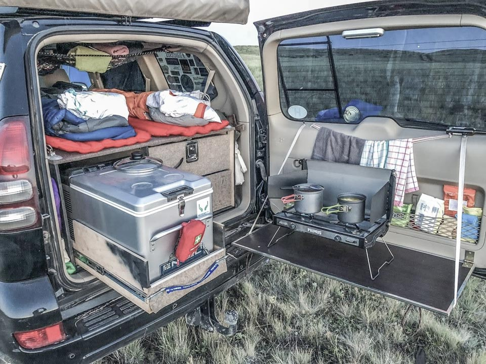 primus stove for overlanding