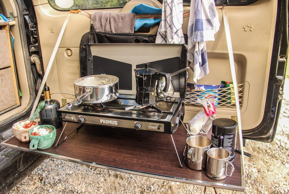primus two burner stove review